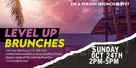 Level Up Brunches Int. tickets