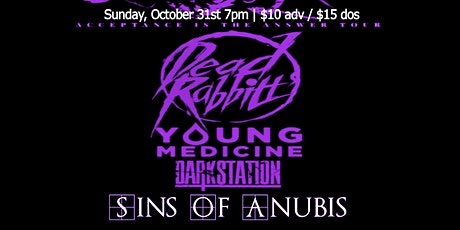 The Dead Rabbitts at Bigs Bar Live tickets