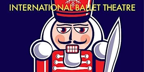 International Ballet Theatre THE NUTCRACKER in Bellevue tickets