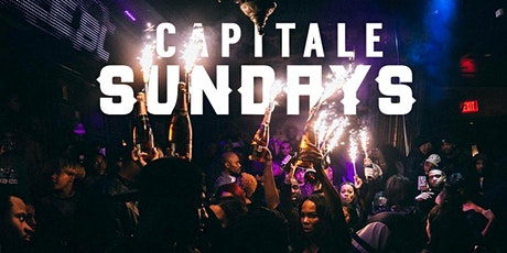 Capitale Sundays Night Party at Abigail DC tickets