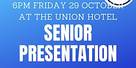 TAFNC 2021 Senior Presentation/Celebration tickets