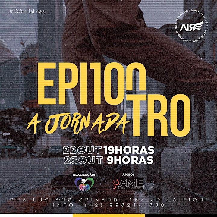 Imagem do evento EPICENTRO - A Jornada