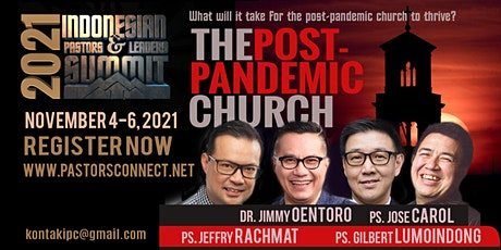 INDONESIAN PASTORS AND LEADERS SUMMIT 2021 tickets
