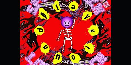 PLAYGROUND: Spooky SZN tickets