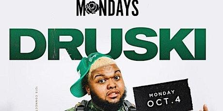 I Hate Mondays at Rosebar DC tickets