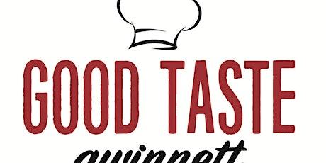 Good Taste Gwinnett powered by Jackson EMC tickets