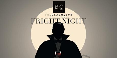FRIGHT NIGHT at The Victorian Santa Monica tickets