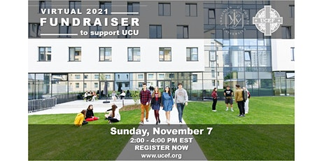 Ukrainian Catholic University's East Coast Fundraiser- 2021 tickets