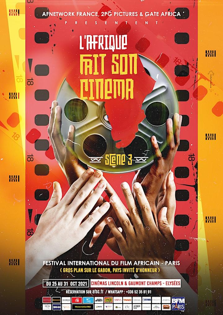 Image pour L'Afrique Fait Son Cinéma, Festival International Du Film Africain à Paris