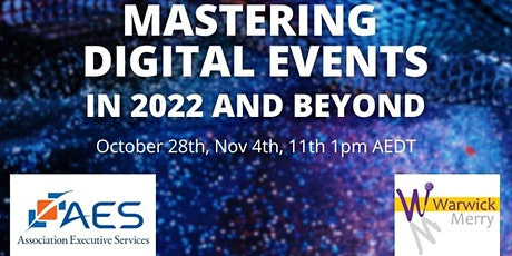 Mastering Digital Events in 2022 and Beyond tickets