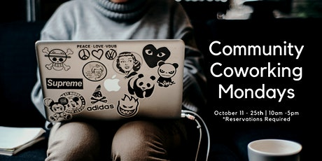 Co.ology: Community Coworking Mondays tickets