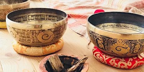 Sound Bath Meditation w/ Tibetan Singing Bowls tickets