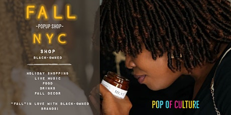 A Fall Affair - Shop Black-Owned Brands for the Holidays tickets