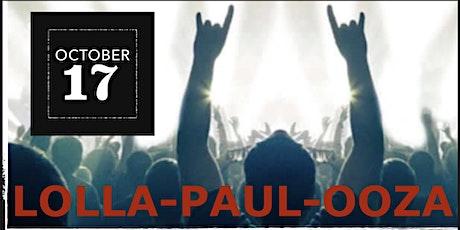 Lolla-Paul-ooza tickets