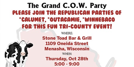 The Grand C.O.W. Party tickets