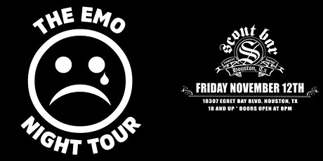 THE EMO NIGHT TOUR tickets