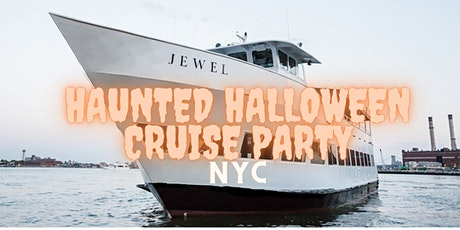 New York City Haunted Halloween Cruise Party tickets