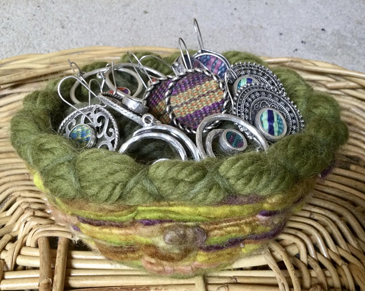 Basket Weaving - reinventing a humble box image