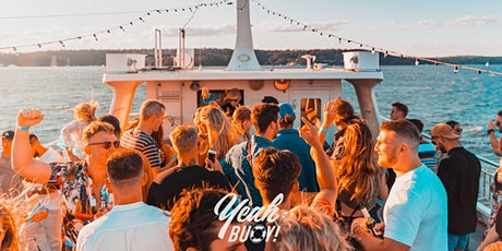 Yeah Buoy - Saturday Sunshine - Boat Party tickets