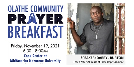 Olathe Community Prayer Breakfast tickets