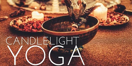 Candlelight Yoga with Aubry tickets