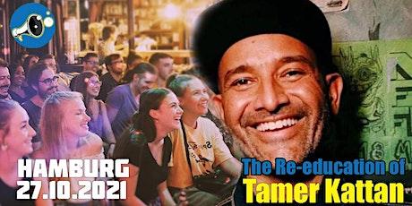 English Stand Up - Propaganda Comedy in Hamburg #3.02 - Tamer Kattan Tickets