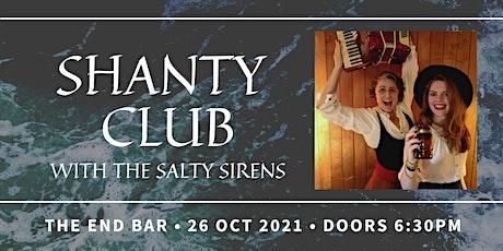 Shanty Club at the End Bar tickets
