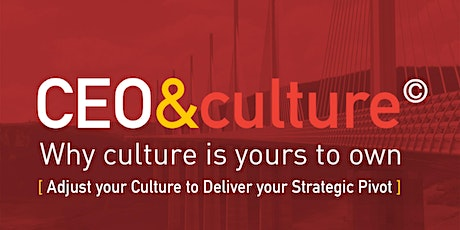 CEO & Culture tickets