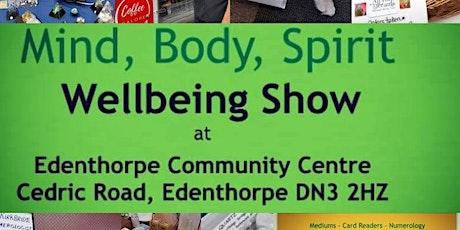 Mind, Body, Spirit & Wellbeing Show - Edenthorpe tickets
