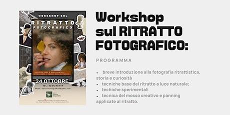 Workshop sul Ritratto Fotografico biglietti