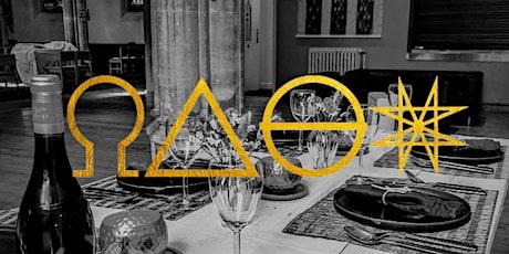 Alkemio Kitchen- Autumnal fusion 10 course taster menu in a church! tickets