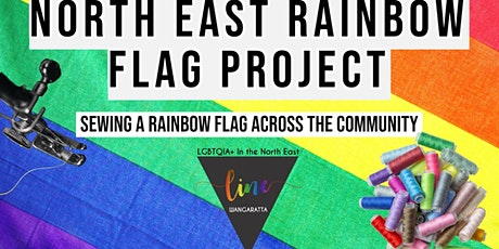 North East Rainbow Flag Project tickets