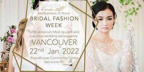 BFW Wedding Show, Vancouver tickets