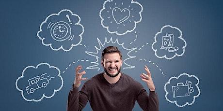 Apprenez à gérer votre stress grâce à la Sophrologie billets