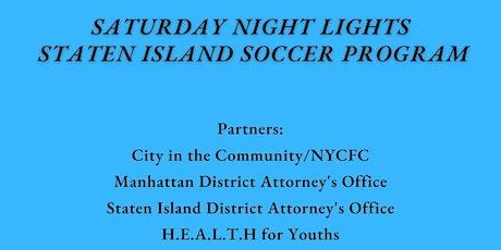 Staten Island Saturday Night Lights In-Person Soccer tickets