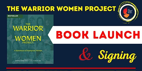 Warrior Women Project -- Book Launch and Signing tickets