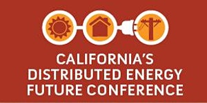 CA's Distributed Energy Future - Reception