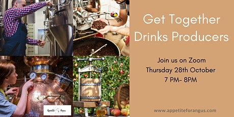 Appetite for Angus Get Together - Drinks Producers tickets