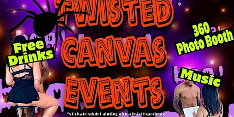 Twisted Canvas Events tickets
