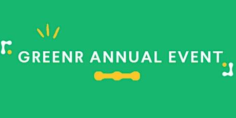 Greenr Annual Event billets