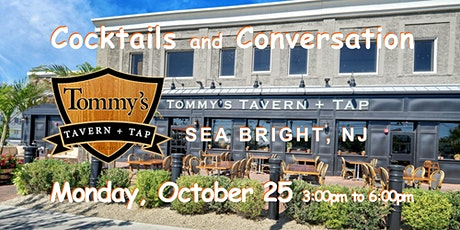 No Cover ~ Tommy's  ~ Sea Bright NJ ~ Afternoon Happy Hour ~ticket required tickets