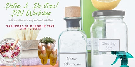 FREE DIY Personal Care & Cleaning Workshop tickets