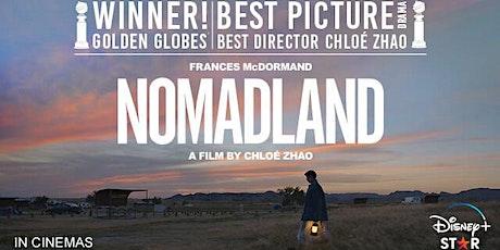 Extra middagvoorstelling Nomadland in Spoorhuis Filmhuis tickets