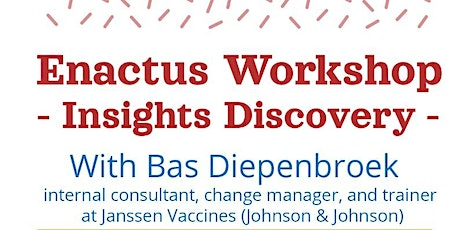 Enactus 'Insights Discovery' Workshop tickets