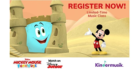 Kindermusik by Baumhaus Special - Mickey Mouse Funhouse tickets