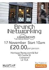 Brunch networking tickets