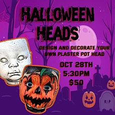 Halloween Heads tickets
