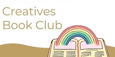 Creatives Book Club tickets