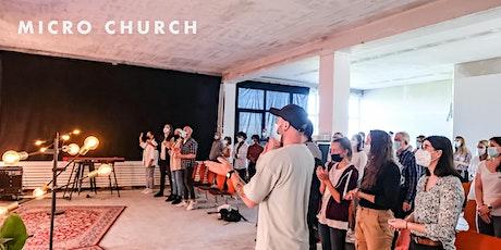 HILLSONG COLOGNE - MICRO CHURCH - HUB 11 UHR Tickets
