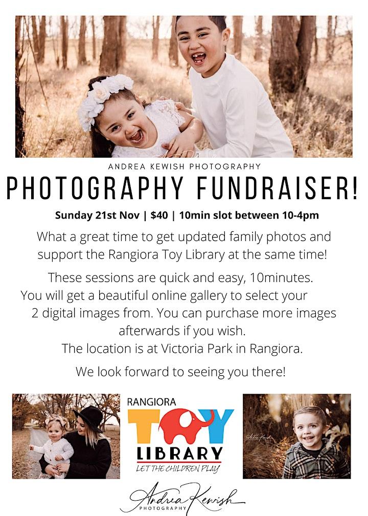 Family Photo Fundraiser image